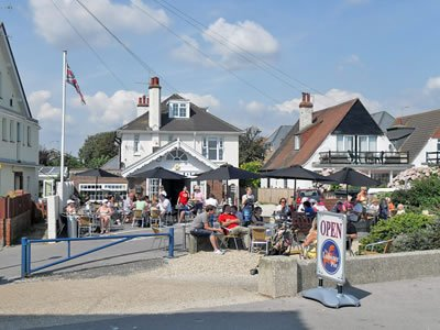 Eating out in Felpham - The Lobster Pot