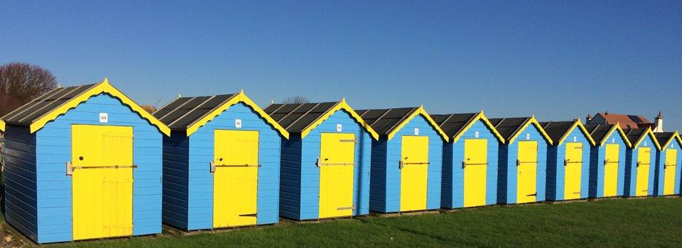 Felpham Beach Huts