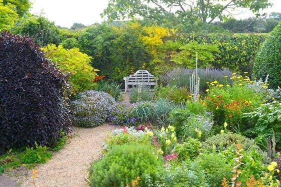 Bed and breakfast Bognor Regis - Denmans Garden