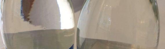 No more plastic bottles at Spring Cottage